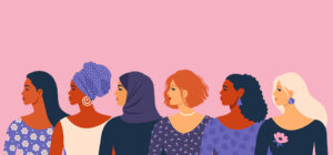 women choose to challenge