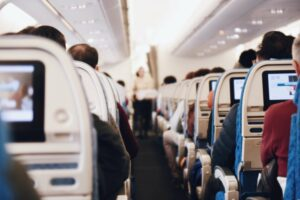 Aeroplane Interior